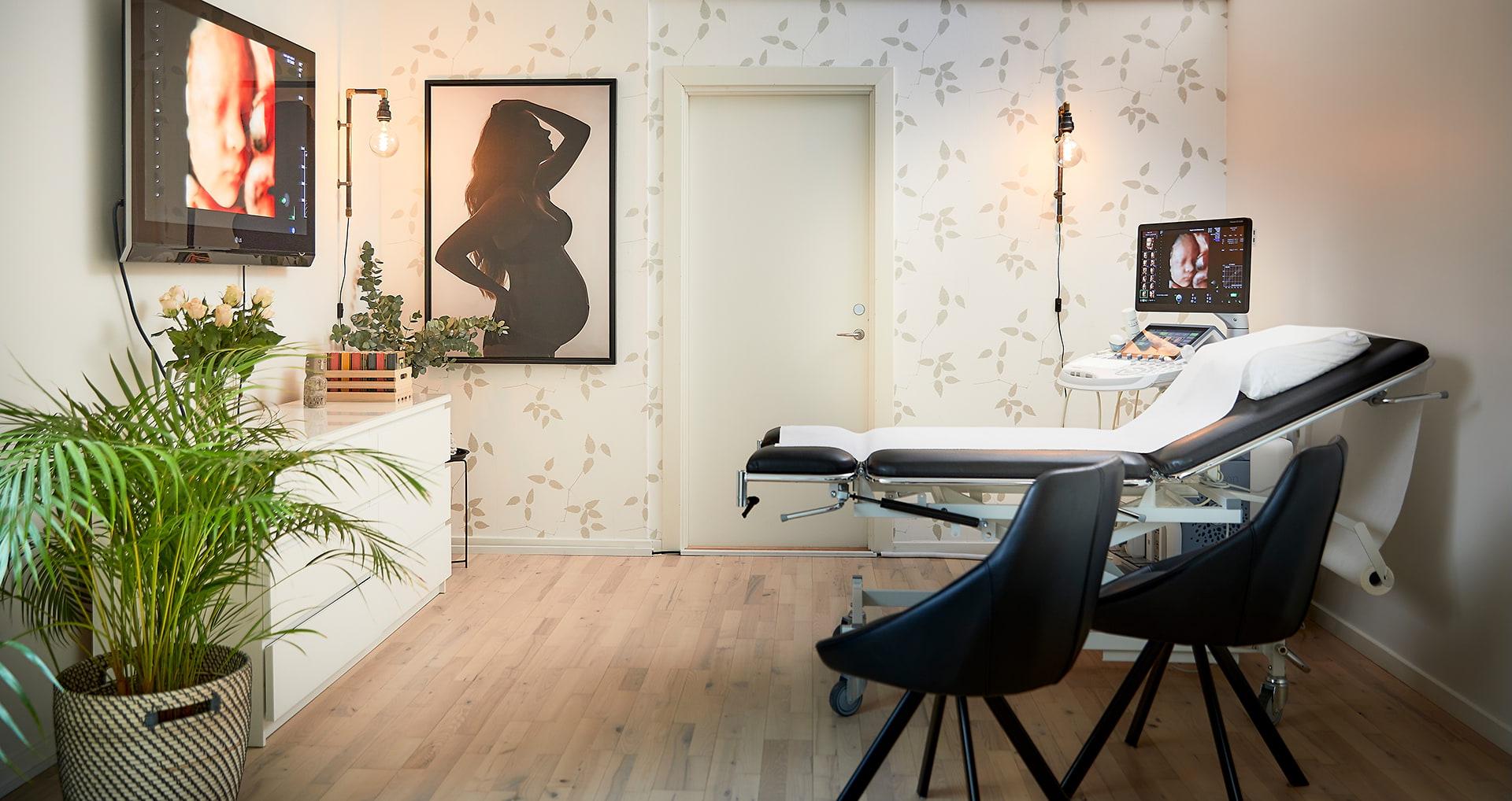 Klinik for graviditetsscanning